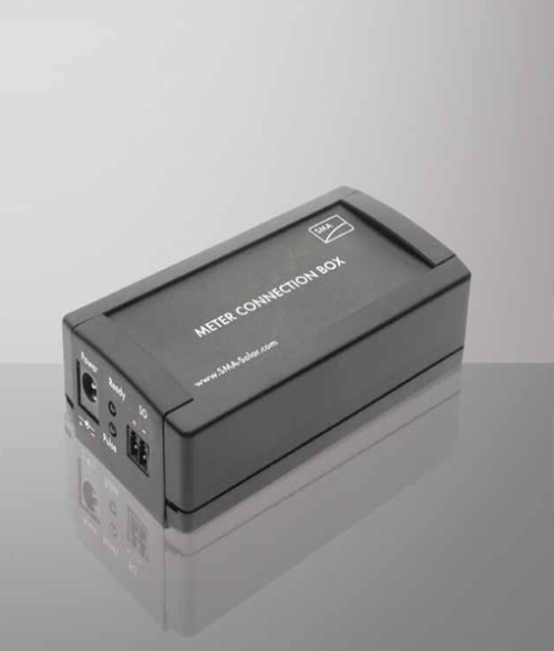 SMA-Meter-Connection