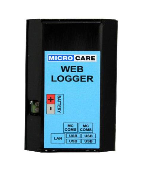 Microcare-Web-Logger
