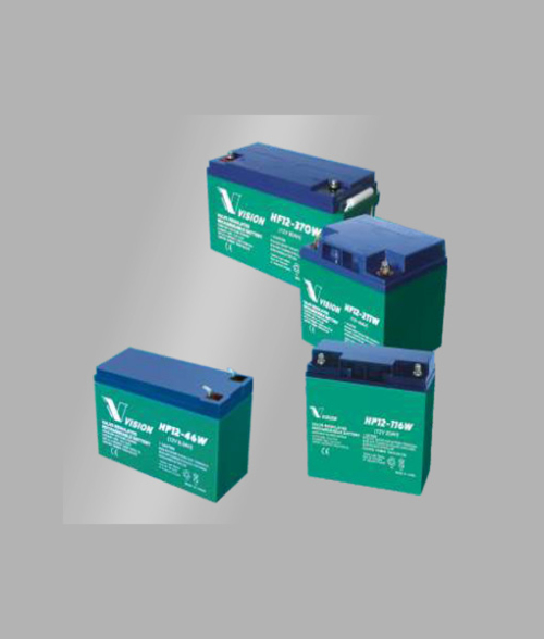 Vison-Batteries
