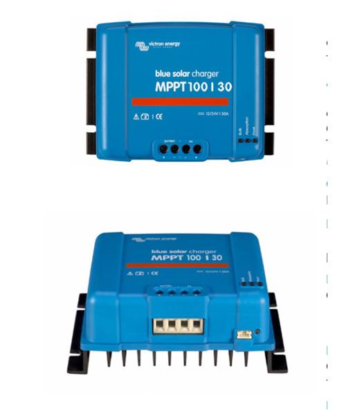 Enserve Energy - Victron Blue Solar Charge Controller MPPT